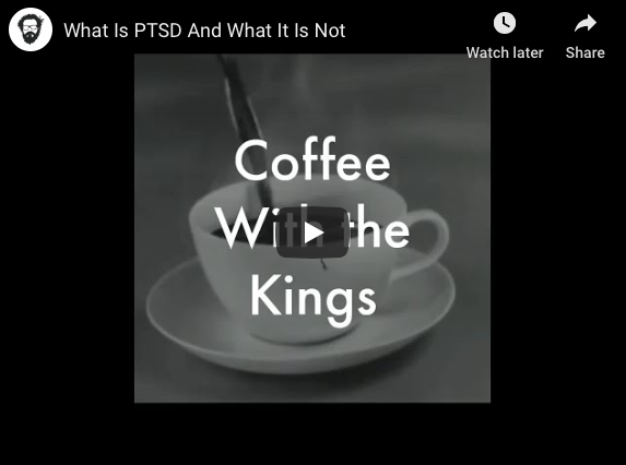 Anneta What Is PTSD And What It Is Not