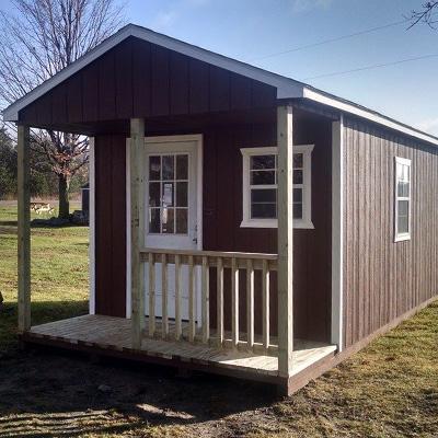 Anneta Writer's Cabin for Rent